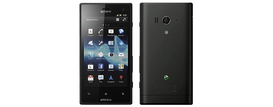 Buy mobile accessories for Sony Xperia Acro S CaseOnline.se