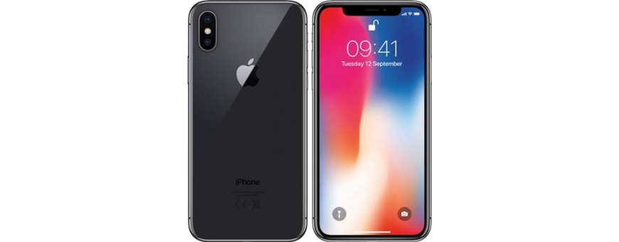 Buy mobile accessories for Apple iPhone X at CaseOnline.se