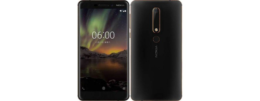 Buy cheap mobile accessories for Nokia 6 2018 at CaseOnline.se