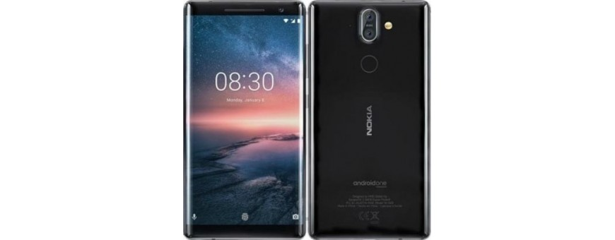 Buy mobile accessories and covers for Nokia 8 Sirocco - at CaseOnline.se