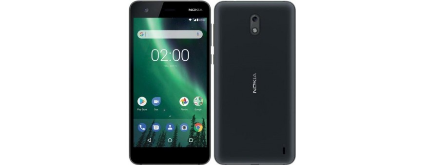 Buy mobile cover and protection for Nokia 2 at CaseOnline.se
