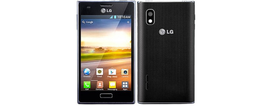 Buy cheap mobile accessories for LG L5 at CaseOnline.se