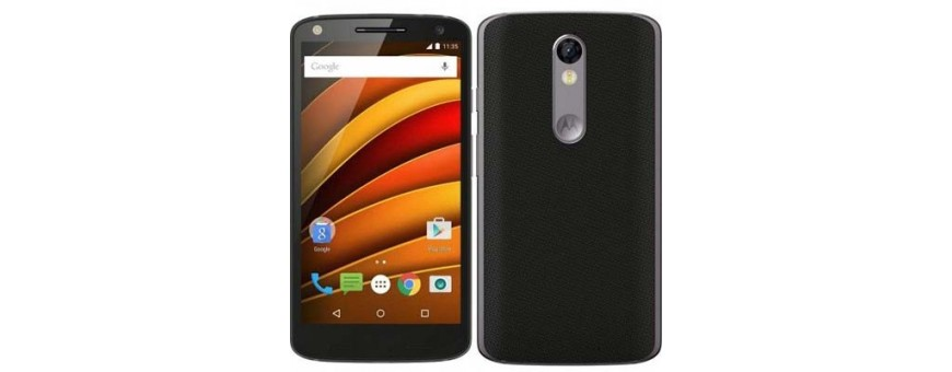 Buy mobile shell for Motorola Moto X Force at CaseOnline.se