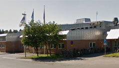 Caseonline warehouse in Luleå